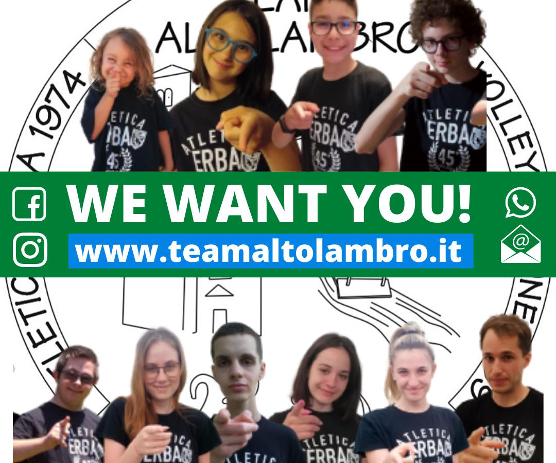 Team Alto Lambro ASD sezione atletica leggera: contattaci per informazioni