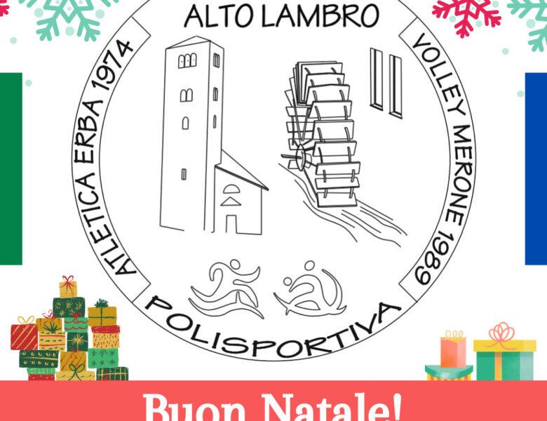 Videomessaggio di auguri del Presidente Alberto Ciceri