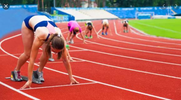 Ripresa degli allenamenti di atletica