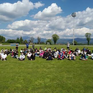 Liceo Carlo Porta in festa per la Giornata Sportiva