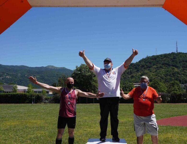 Prima regionale CSI per i nostri atleti: pioggia di medaglie e ottimi risultati